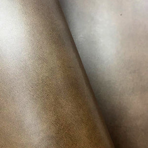 Leather Panel - Walpier Conceria - Buttero Brown - Crafune