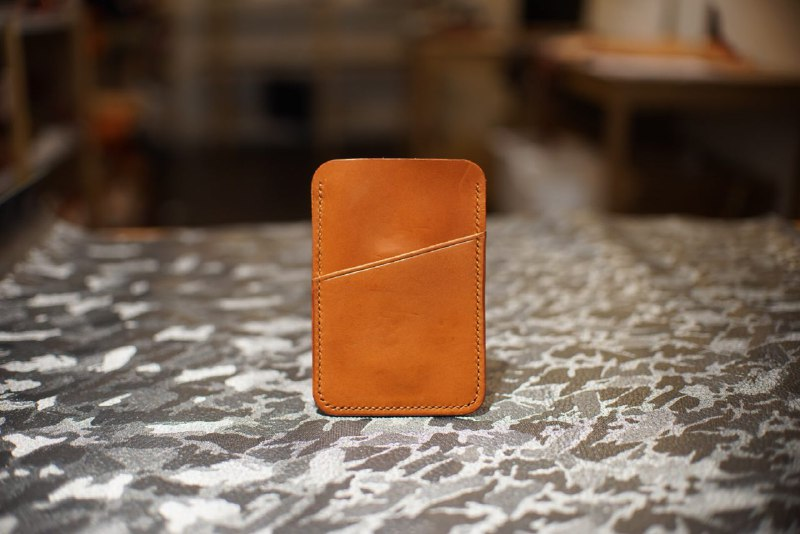 Money Clip Workshop - Crafune Leather Craft Workshop and Starter Kits