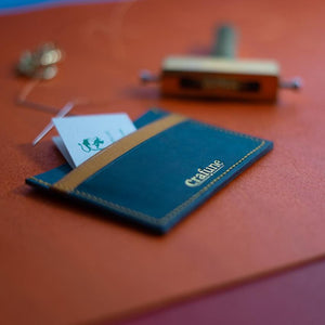 Cardholder Workshop - Crafune Leather Craft Workshop and Starter Kits