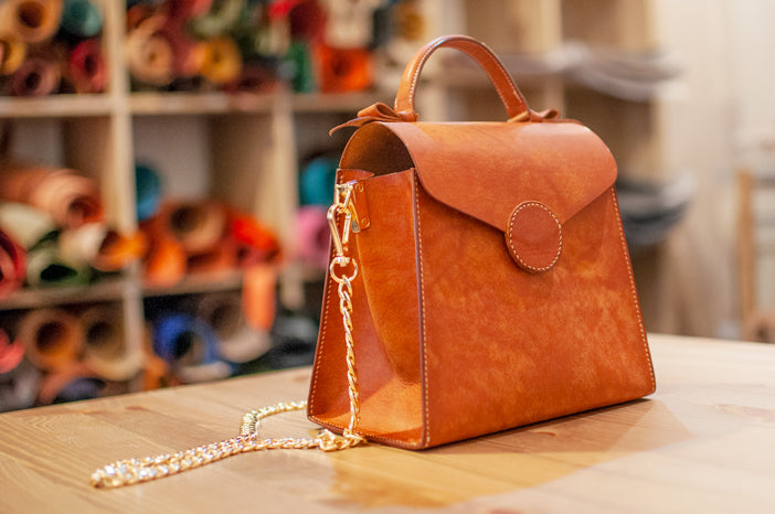 Handbag Workshop - Crafune Leather Craft Workshop and Starter Kits