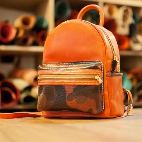 Backpack Workshop - Crafune Leather Craft Workshop and Starter Kits