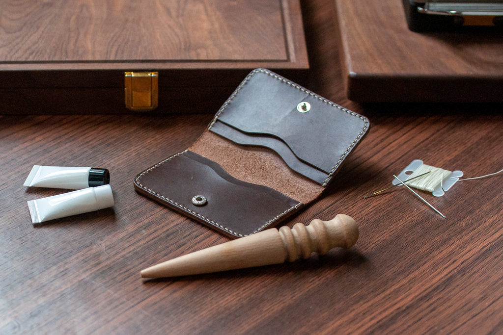 Card Case Wallet DIY Kit - Crafune