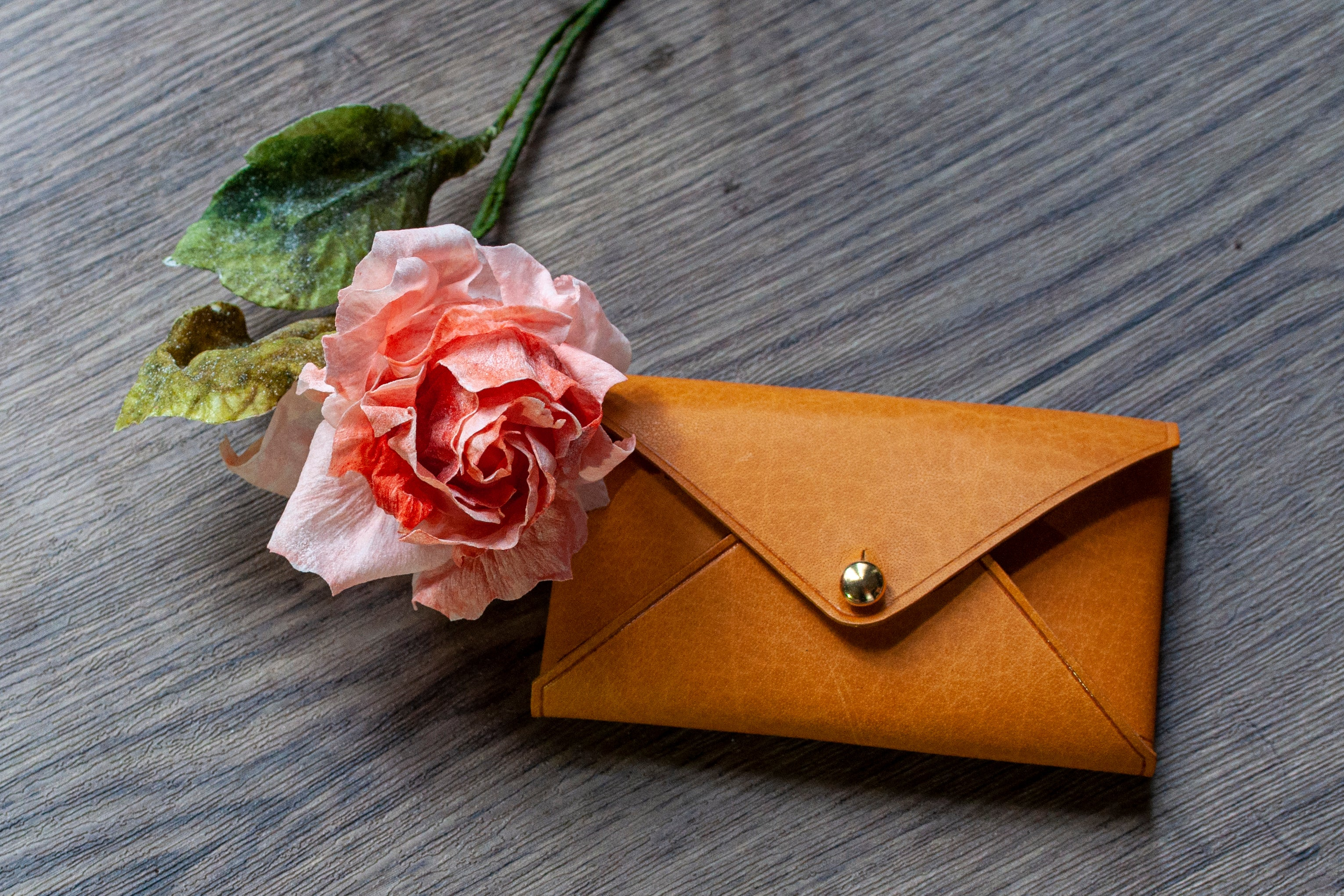 Leather Craft and Wafer Paper Flower Art - Crafune x Natalie (29th Aug, 11.15 am) - Crafune