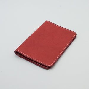 Adiona Passport Holder #02 - Crafune Leather Craft Workshop and Starter Kits