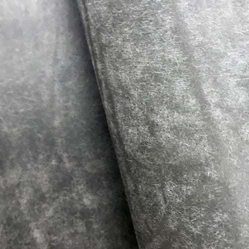 Leather Panel - Badalassi Carlo - Pueblo Grigio ( Grey) - Crafune