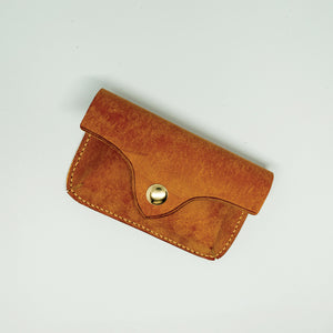 Yara Cardholder Pueblo 8 - Crafune Leather Craft Workshop and Starter Kits