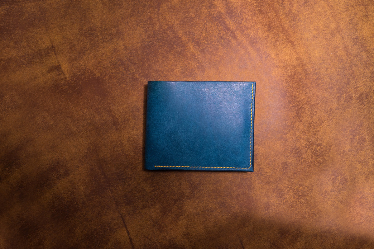 Bifold Wallet Workshop - Crafune Leather Craft Workshop and Starter Kits