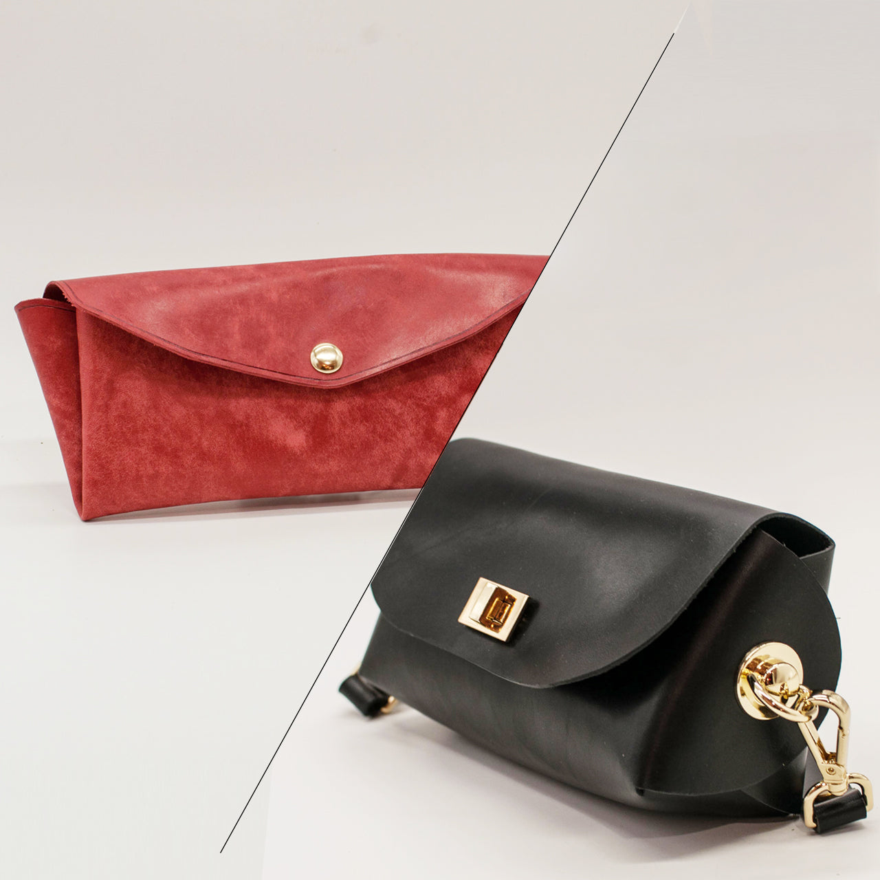Mother's Day Workshop: Purse and Crossbody Bag - Crafune Leather Craft Workshop and Starter Kits