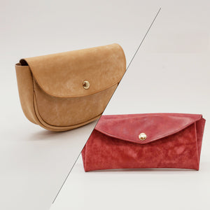 Mother's Day Workshop: Clutch and Ladies' Purse - Crafune Leather Craft Workshop and Starter Kits