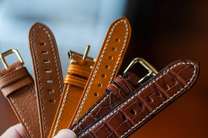 Watch Straps Workshop - Crafune
