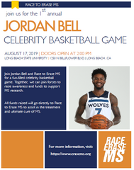 1st Annual Jordan Bell Celebrity Basketball Game