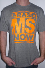 "Kid Dangerous ""Erase MS Now"" Men's T-Shirt"