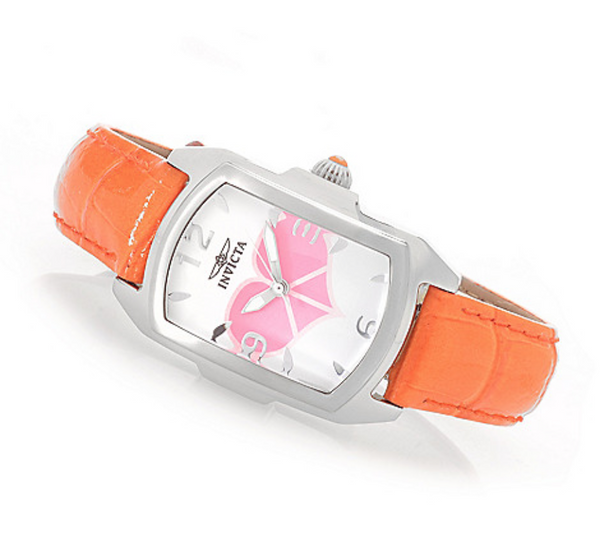 Invicta Lupah Peace & Love Quartz Watch