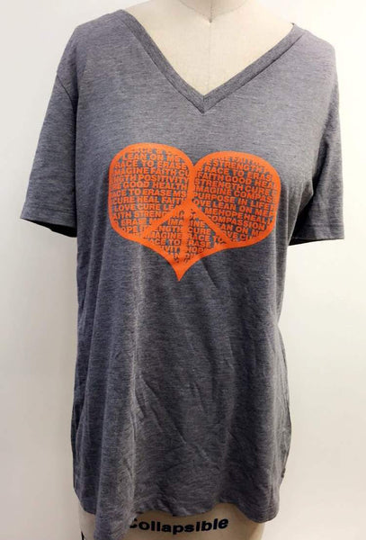 2016 Race to Erase MS Campaign Tee