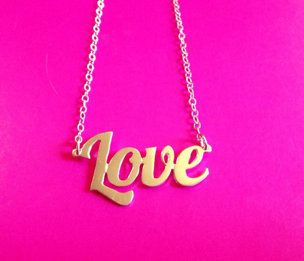 The PERFECT LOVE Necklace