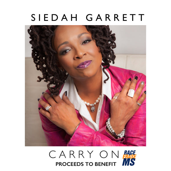 """Carry On"" by Siedah Garrett"
