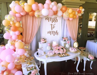 Bridal Shower 101-- Tips & Etiquette You Need to Know