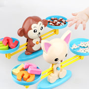 Cool Animal Balance Math Game Toys - Luckybudmall