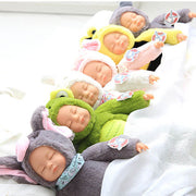 Cute Sleeping Baby Doll - Luckybudmall