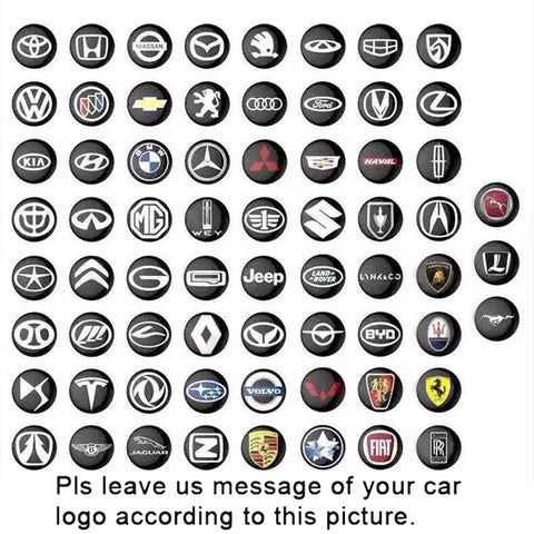 Car Keychain Suit for Volkswagen