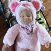 Cute Sleeping Baby Doll