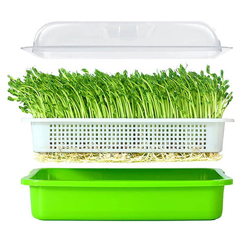 Double Layer Seed Starter Tray
