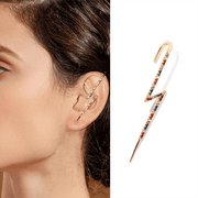 Ear Climber/ Crawler Piercing Earring for Women (1pc)