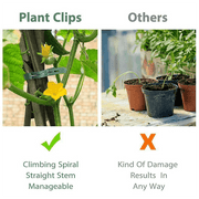 Reusable Garden Plant Support Clips