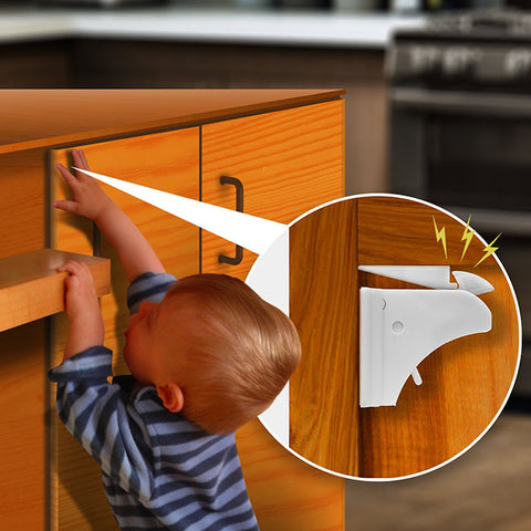 Baby Proofing Safety Products (Locks & Bumpers)