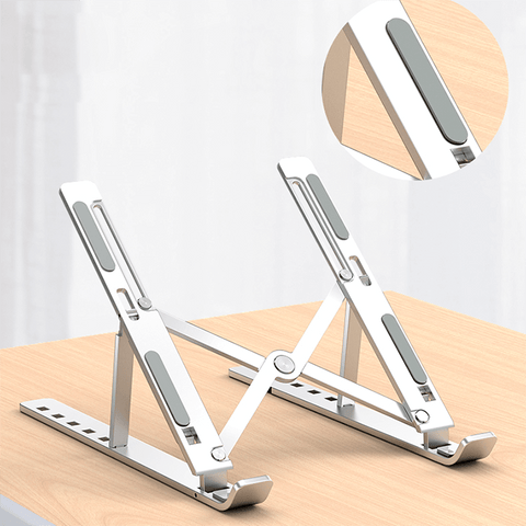 Portable & Adjustable Laptop Stand - Luckybudmall