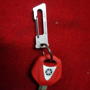 Lucky Number Series EDC Keychain Carabiner