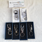 Heavy Duty Business Keychains with Gift Box