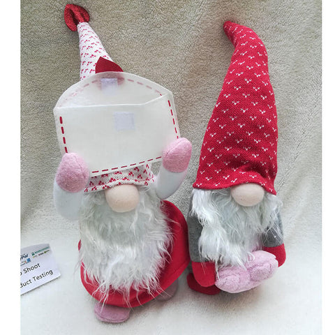 Mr & Mrs Gnomes Plush Dolls