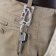 Multi Functional Tool Keychains for EDC