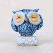 Owl Statues for Home Decoration
