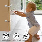 Safety Drawer Locks for Babies 6pcs/pack