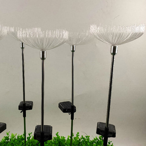 Decorative Outdoor Solar Stake Garden Lights