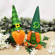 St. Patrick's Day Gnome Dolls Decoration (2pcs/set)