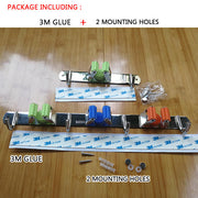 Stainless Steel Broom Mop Holder - Luckybudmall