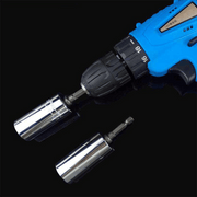 Universal Socket with Power Drill Adapter