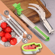 Stainless Steel Watermelon Slicer - Luckybudmall