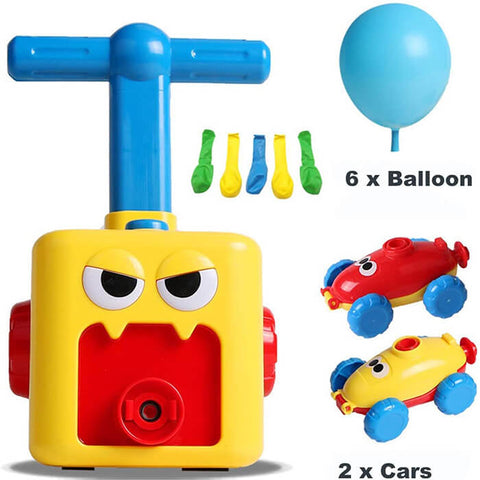 Balloon Powered Cars New Toy 2020 - Luckybudmall