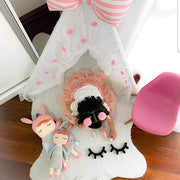 Cozy Plush Sheeping Bunny Dolls - Luckybudmall