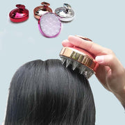 Silicone Hair Scalp Massager Shampoo Brush