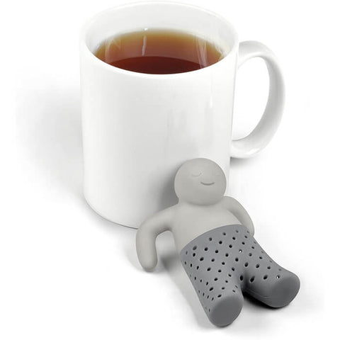 Reusable Funny Silicone Loose Tea Strainers