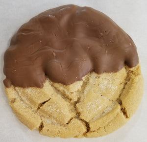 Dipped Peanut Butter