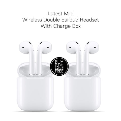 i11 Wireless Bluetooth Earpod Heaphone | Buy One Get One