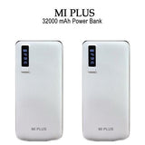 Buy 1 Get 1 Mi Plus 32000 mAH Power Bank