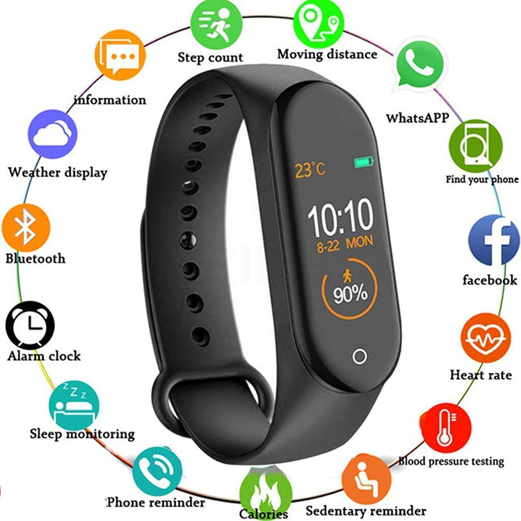 Get M4 Smart Fitness Band