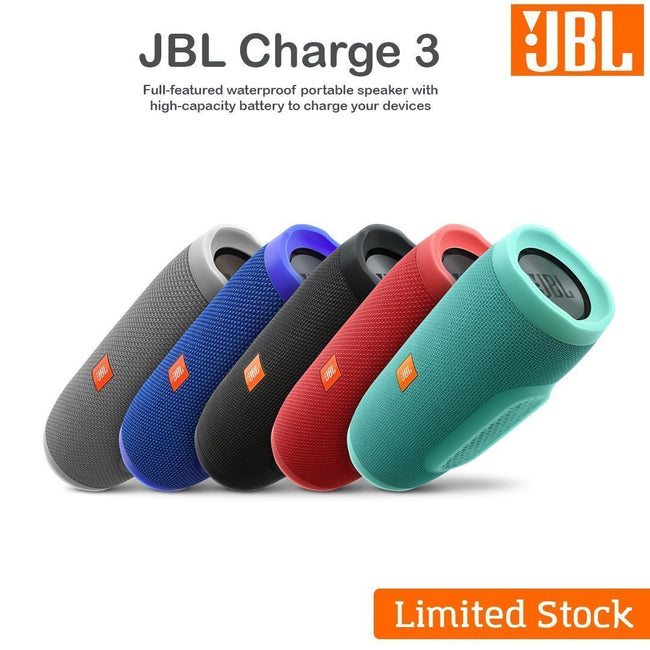 Buy JBL Charge-3 @ Rs.2490 Only